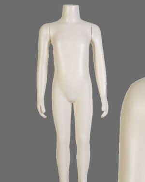 Mannequins Child Without a head