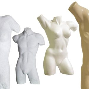 Busts for Underwear