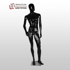 El maniquí de Hombre Indestructible DLV-TM01