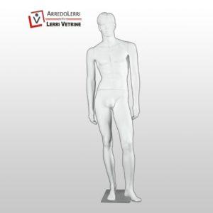 El maniquí de Hombre Indestructible DLV-RA06