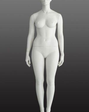 Mannequin for plus Size Women Comfortable WORK