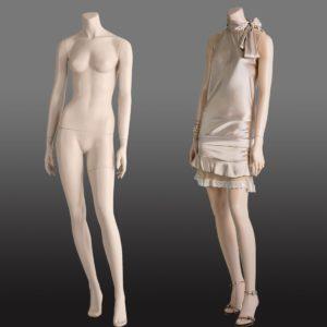Maniquí de cuerpo de la Mujer Sin Cabeza KN Posición 1