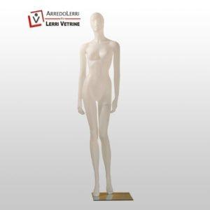 Maniquí de Plástico de las Mujeres AK01