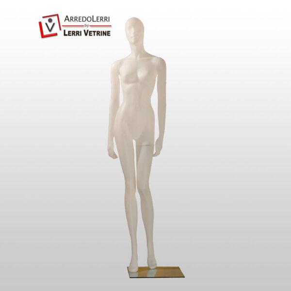 Manichino Plastica Donna AK01