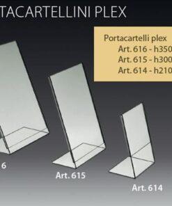 Portacartellini in PLEX